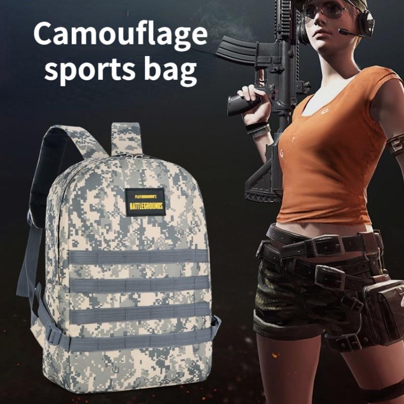 Камуфляжный дорожный рюкзак для отдыха для мужчин и женщин, мужской износостойкий спортивный рюкзак из ткани Оксфорд