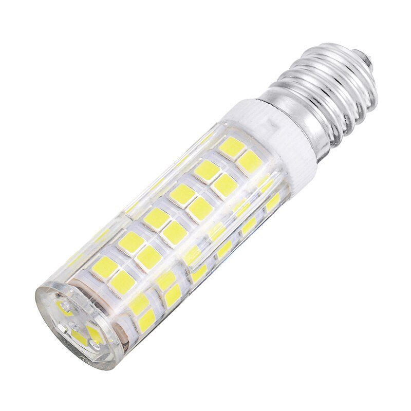 1/2 Uds E14 7W bombilla LED blanca reemplazar lámpara de cerámica para cocina Campana Extractora chimenea nevera Cocina