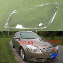 Buick Regal-couvercle Transparent abat-jour   Pour lampe frontale, protection de phare, pour Buick Regal 2009 2010 2011 2012