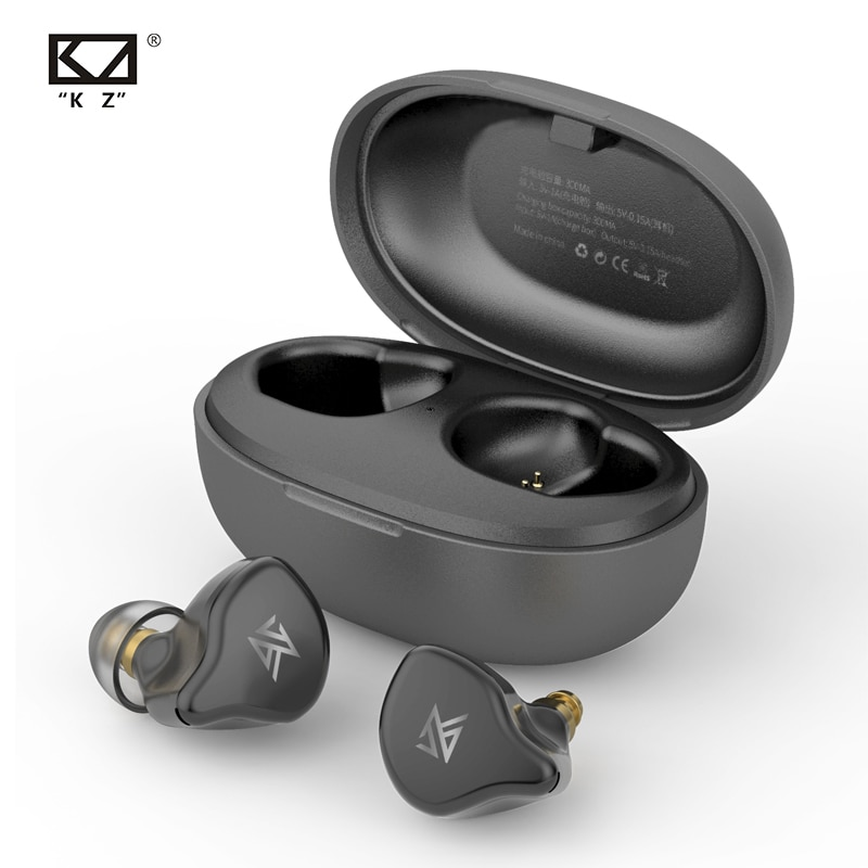 KZ TWS S1D/S1 Wireless Touch Control Bluetooth 5.0 Earphones Dynamic/Hybrid Earbuds Headset Noise Cancelling Sport Headphones