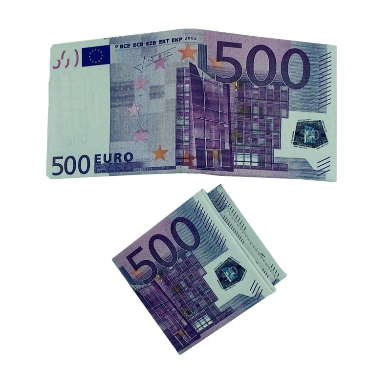 Новинка 2019, мужской, женский, мужской бумажный кошелек в европейском стиле, тонкий кошелек в 2 сложения, Студенческая дешевая Подарочная сумка на молнии