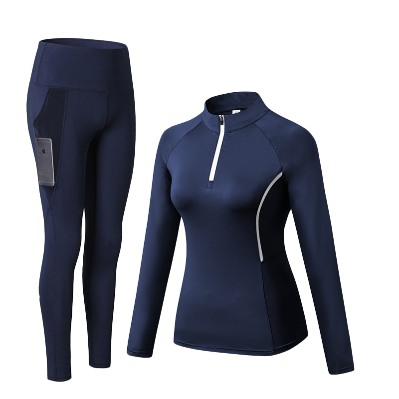 Thermal Underwear Sets Women's Winter Stretch Long Johns Quick Dry Anti-microbial Intimates Warm The