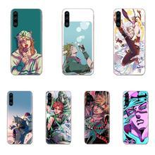 Gyro Zeppeli Jojo St TPU Covers Case For Xiaomi Mi3 Mi4 Mi4C Mi4i Mi5 Mi 5S 5X 6 6X 8 SE Pro Lite A1 Max Mix 2 Note 3 4