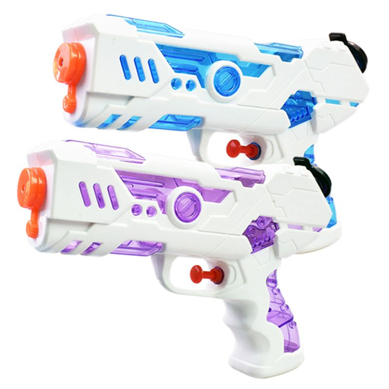 Space Soldier Water Guns Blasters Soakers For Summer Play Water Pool Kids Boys F