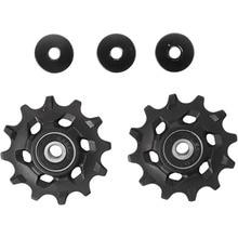 Für Sram X01 XX1 GX NX X-Sync Pulley rad Mtb Berg Fahrrad Kunststoff 12T 11V Geschwindigkeit bike Jockey Schaltwerk Reparatur kit