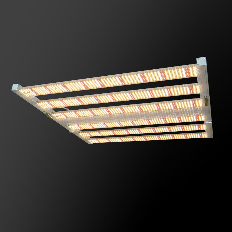 640W 1000W IP33 Foldable LED GROW LIGHT dimming internet contorl LED Lamp for plants growing lamp full spectrum