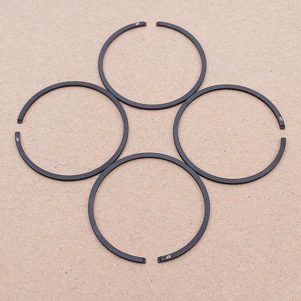 4 x Piston Ring Assembly For STIHL 023 MS230 MS 230 Chainsaw Replacement Parts 1.2 mm x 40 mm