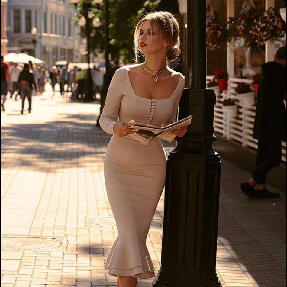 Ailigou-فستان نسائي ضيق من الحرير الصناعي ، جودة عالية ، مثير ، مشمش ، نبيذ ، أحمر ، أسود ، المشاهير ، ملابس السهرة الأنيقة ، 2021