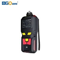 0 1000 ppm ozone detector high precision portable multi gas sensor toxic and harmful gas detector