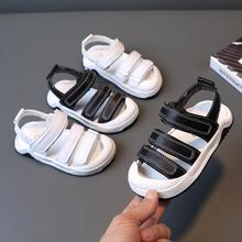 Orthopedic Sport Pu Leather Baby Boys Sandals Brand Open Toe Toddler Boys Girls Sandals Summer New K
