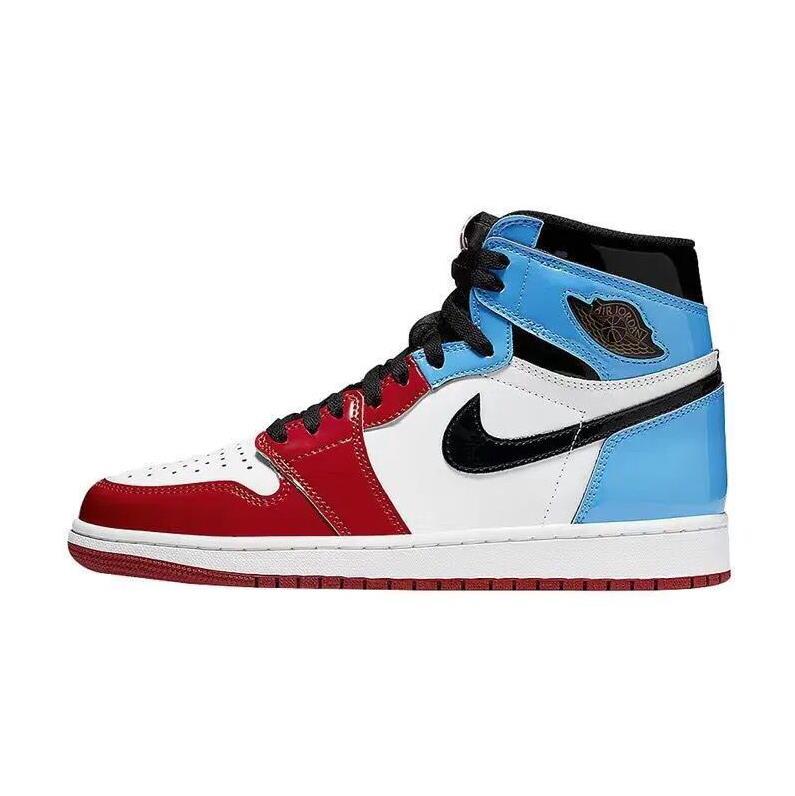 -Zapatillas de deporte zapatillas de baloncesto aire Retro mediados AJ1 para hombre...