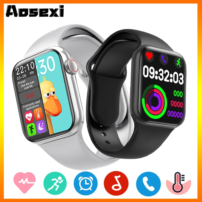 AOSEXI X12 Bluetooth SmartWatch MenWomen Sport Waterproof Smartwatch MP3 Player Watches Heart Rate M