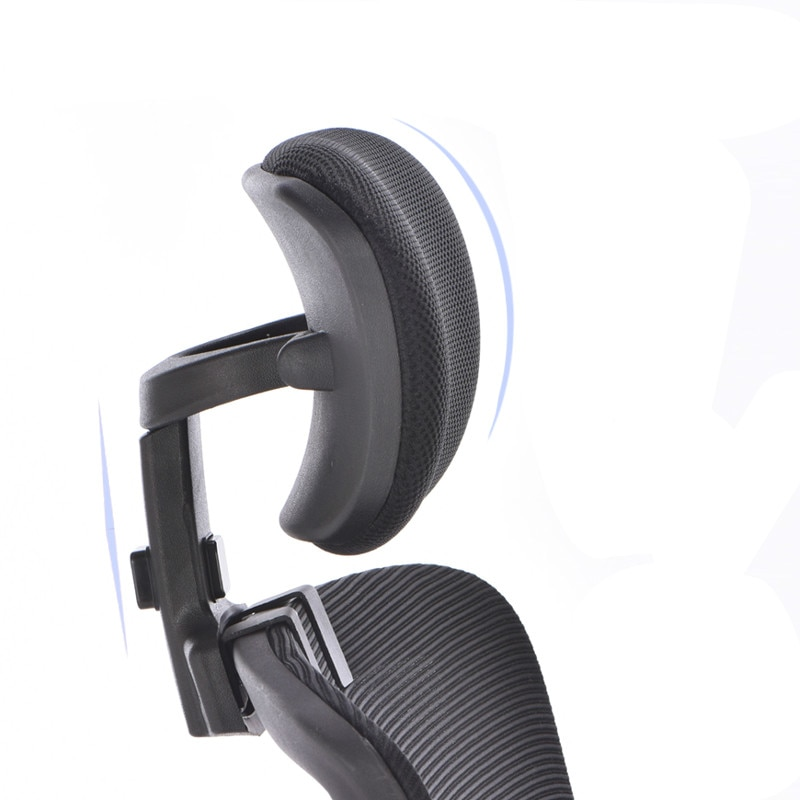 Office Computer Adjustable Headrest Swivel Lifting Chair Neck Protection Pillow Office Chair Accesso