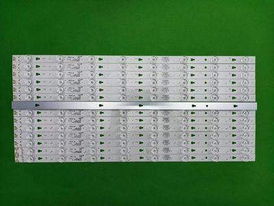 14 uds/kit tira de LED para iluminación trasera 8 lámparas LED55D8A/B-ZC14DFG-01 30355008220 para LS55AL88A72 LU55H31 U55X31J LS55AL88A71 FD5551A-SU