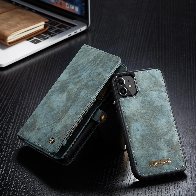 retro caso da aleta de couro para apple iphone 6s 7 8 plus x xs xr xsmax 11 pro