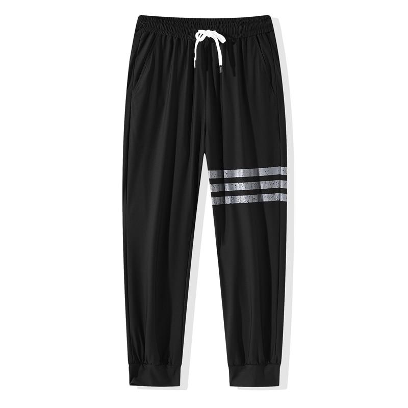 2021 Новый размера плюс мужские шаровары Штаны уличная и детей постарше мягкие тренировочные Штаны Повседневное брюки карго штаны Панталоны ...