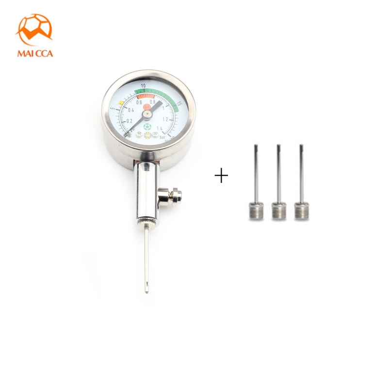 Барометр часы рефери баскетбольный мяч футбольные волейбольные мячи манометр спортивные измерительные инструменты оптом