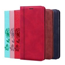 Cover For Realme 7 5G Case Flip Phone Screen Protective Shell For Realme 7 Case Wallet Stand Leather