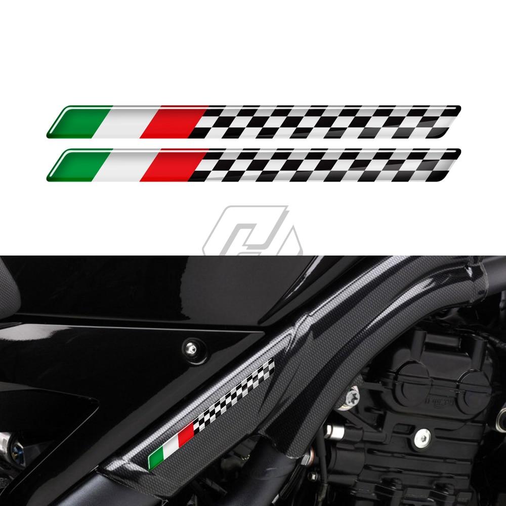 3D Италия Наклейка мотоцикл гоночные наклейки чехол для Aprilia Ducati Для Vespa скутер GTS GTV LXV LIVE Sprint 50 125 150 250 300