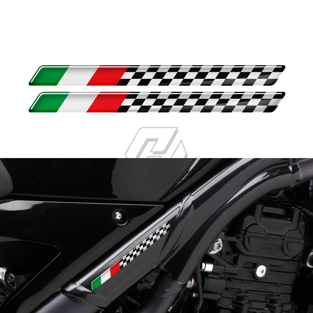 3d itália decalque moto corrida adesivos caso para aprilia ducati para vespa scooter gts gtv lxv sprint ao vivo 50 125 150 250 300