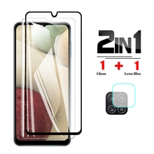 Protective Glass For Samsung Galaxy A12 Tempered Glass Screen Protectors safety s20 fe a02s m51 a21s
