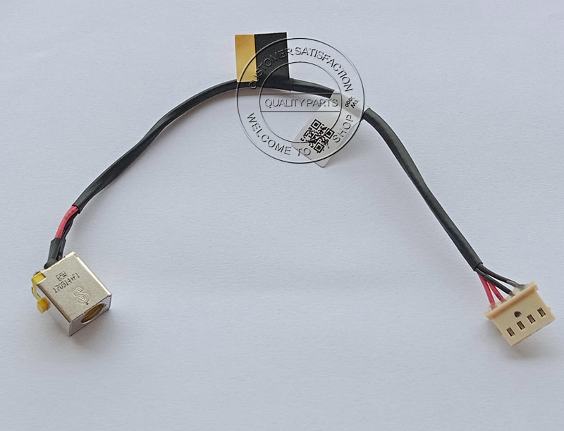 Cable de entrada de alimentación CC para portátil, conector para Acer Aspire...