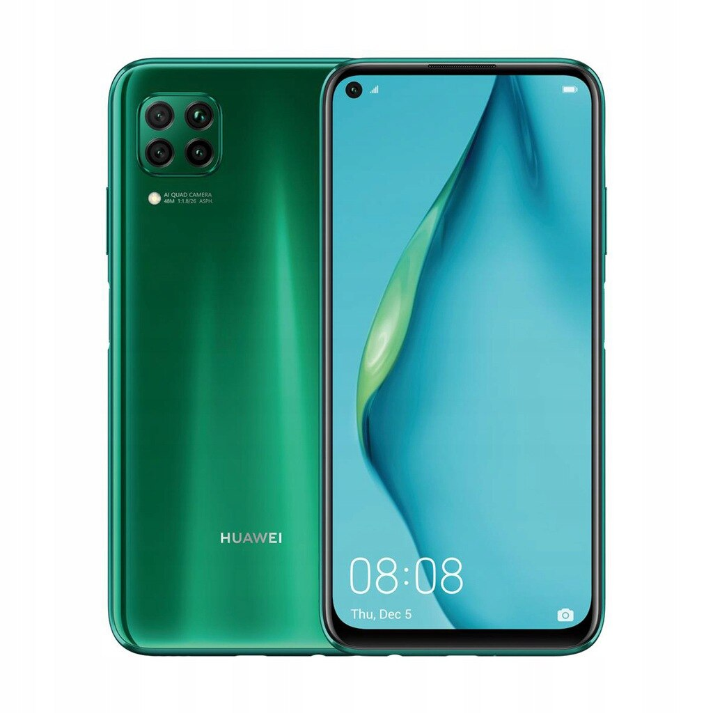 Original HUAWEI P40 Lite 6GB+128GB Kirin 810 Smart Phone 48MP Camera 16MP Front camera  6.58 Inches Android 10 Smartphone