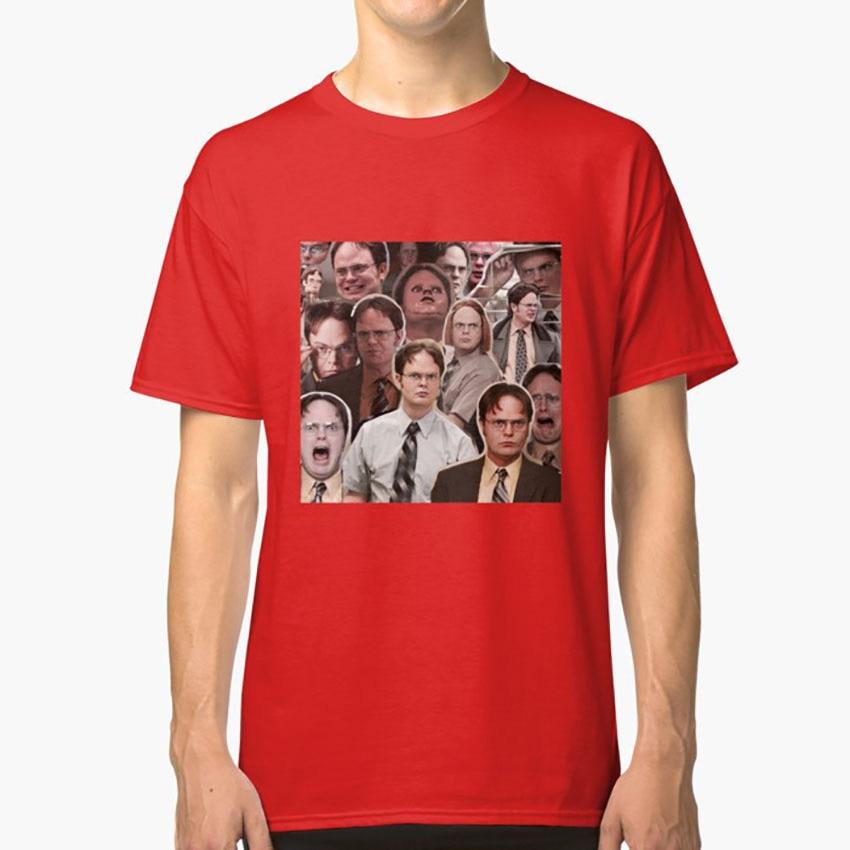 Camiseta de Michael Steve Carell de la Oficina de la prisión Mike Tumblr