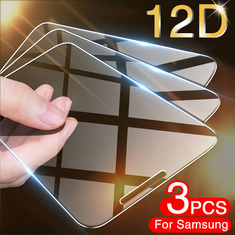 Protector de cristal templado para pantalla de móvil, película protectora de vidrio...