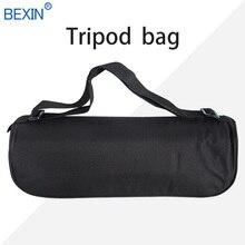 Nylon Material Portable Black Waterproof Tripod Bag Storage Bag Profession Tripod Accessories Use For Large Tripod Stand