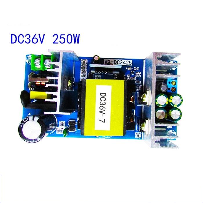محول التيار المتردد 220 فولت 110 فولت إلى تيار مستمر 36 فولت 7A ماكس 9A 250 واط الجهد ينظم محول تحويل التيار الكهربائي 100 واط 200 واط LED سائق