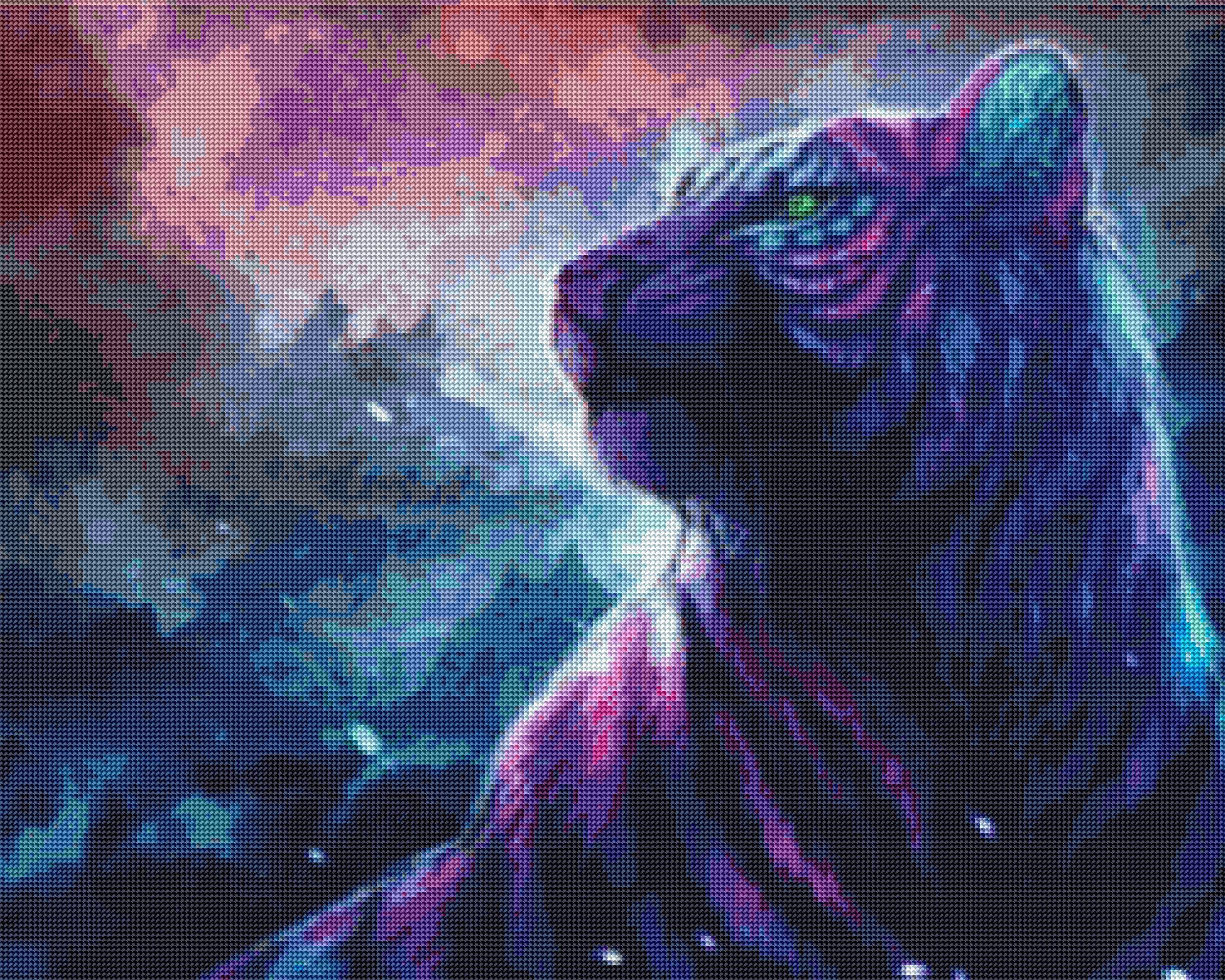 Tigre diy pintura diamante redonda completa dos desenhos animados needlework padrão diamante bordado imagem cheia strass parede pendurado pintura