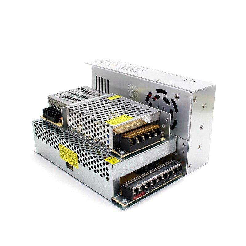 AC DC Lighting Transformer 220V/110V TO 5V 12V 24V Switching Power Supply 12V 24V 5V 1A 2A 3A 6.5A 8.5A 10A 15A 20A 30A 40A 50A