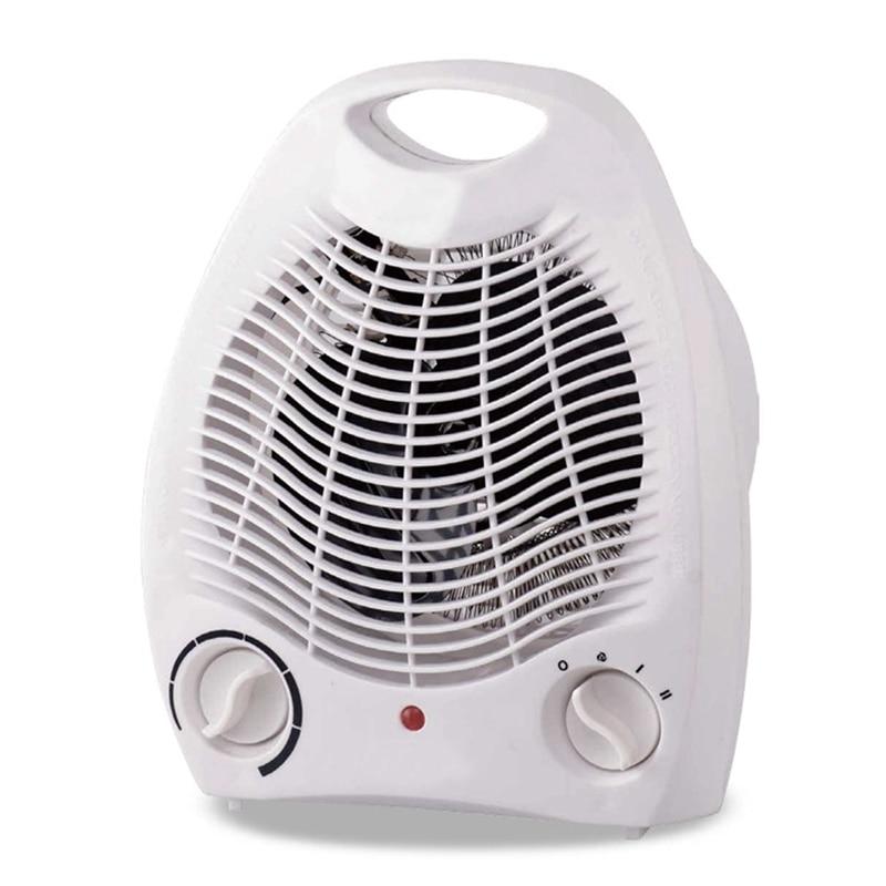 2000 Вт Электрический вентилятор комнатный обогреватель 220 В Портативный электрический обогреватель Мини 3 настройки нагрева воздуха Подогр...