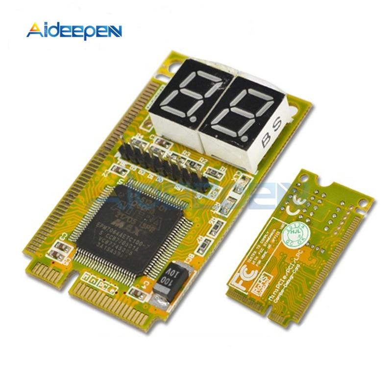 3 в 1 Мини PCI/PCI-E LPC ноутбук анализатор тестер диагностическая почтовая карта для ноутбука ноутбук экспресс-карта ремонт компьютера инструмент