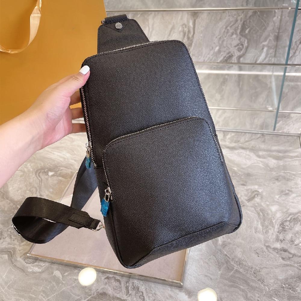 Men's street car shoulder bag mobile phone change multi-purpose fashion one-shoulder waist bag