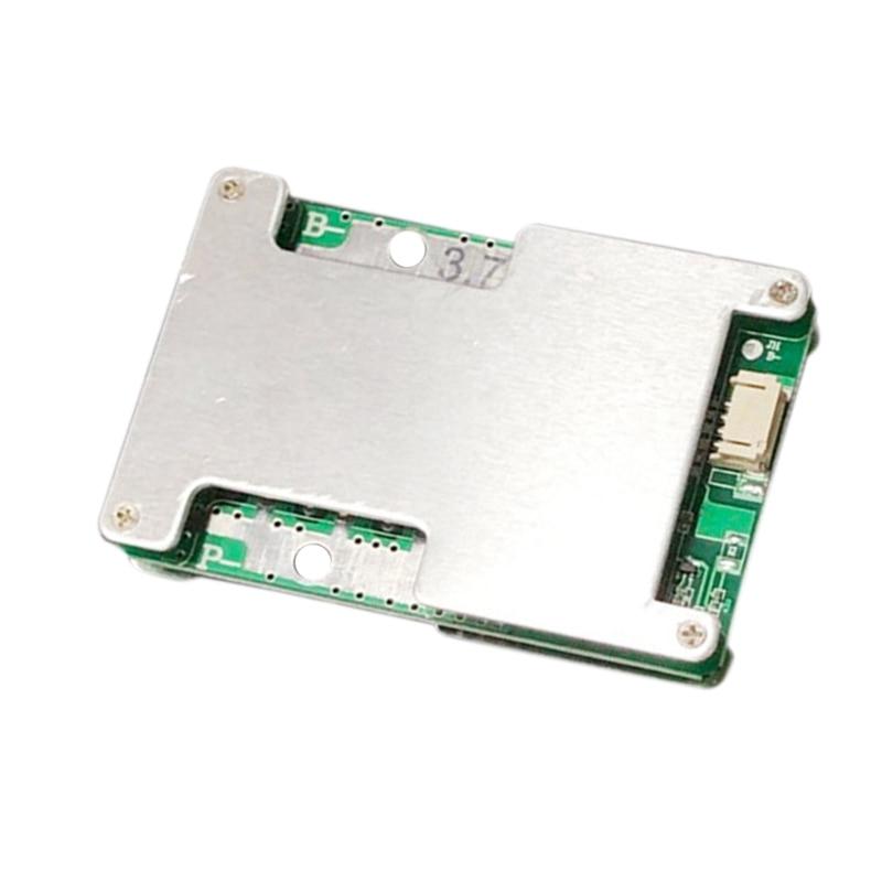 Placa de Proteção do Carregador de Bateria de Lítio com Equilíbrio da Bateria de Energia Melhorar a Placa de Proteção do Pwb Bateria de Energia – 3s 12v 120a Bms da