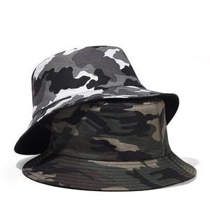 Cross Country Army Block Sun Camouflage Adult Street Fashion Fisherman Bucket Hat Hats Beanie Outdoor Hiking Train Summer Sunday