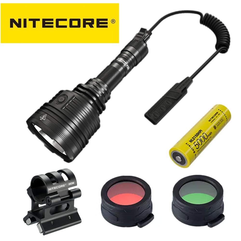 nitecore original p30i lanterna usa cree xhp35 oi led 2000 lumens usb c de carregamento