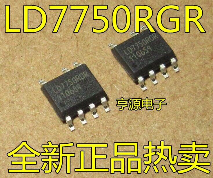 100% novo & original Em Estoque 5 pçs/lote LD7750RGR LD7750 LD7750GS LD7750RGRQ