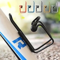 bicycle bottle holder bike bottle cages bicycle accessories cycling drink holder aluminum alloy bike water bottle cage holders