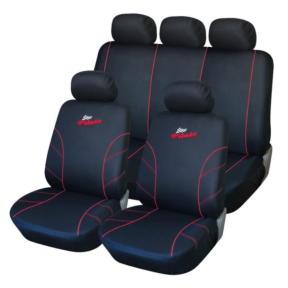 Full Coverage flax fiber car seat cover auto seats covers for vwamarok gol golf 2 3 4 5 6 7 mk2 mk3 mk4 mk5 mk6 mk7 jetta 4 6
