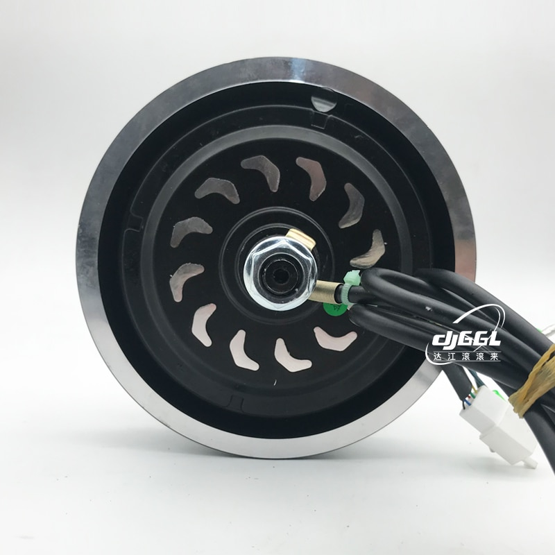 10 inch 48 v350welectric car wheel motor scooter modified suite 10 inch wheel hub motor enlarge