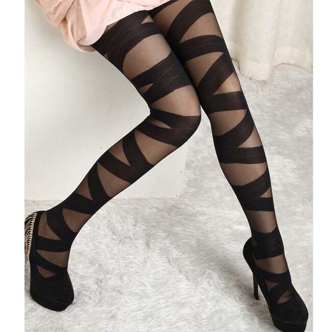 Лидер продаж, оптовая продажа, прямая продажа, рваные сшитые повязки, черные леггинсы, женские чулки в стиле пэчворк