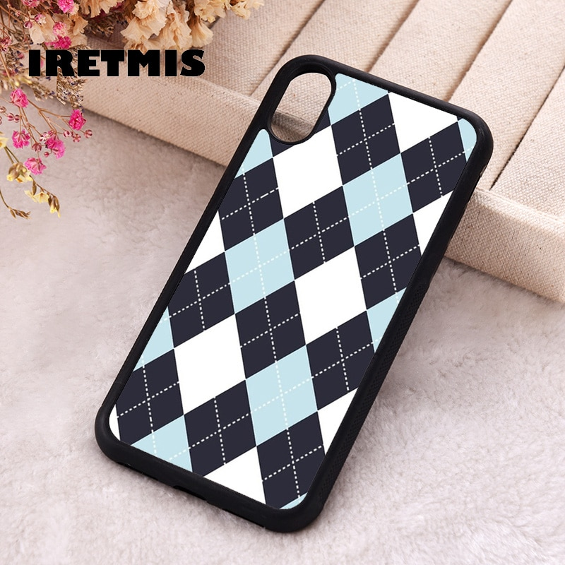 Iretmis 5 5S SE 2020 phone cover cases for iphone 6 6S 7 8 Plus X Xs Max XR 11 12 Mini Pro Soft Sili