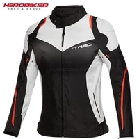 herobiker women motorcycle jacket waterproof winter autumn motocross jacket motorbike windproof riding clothing protective gear