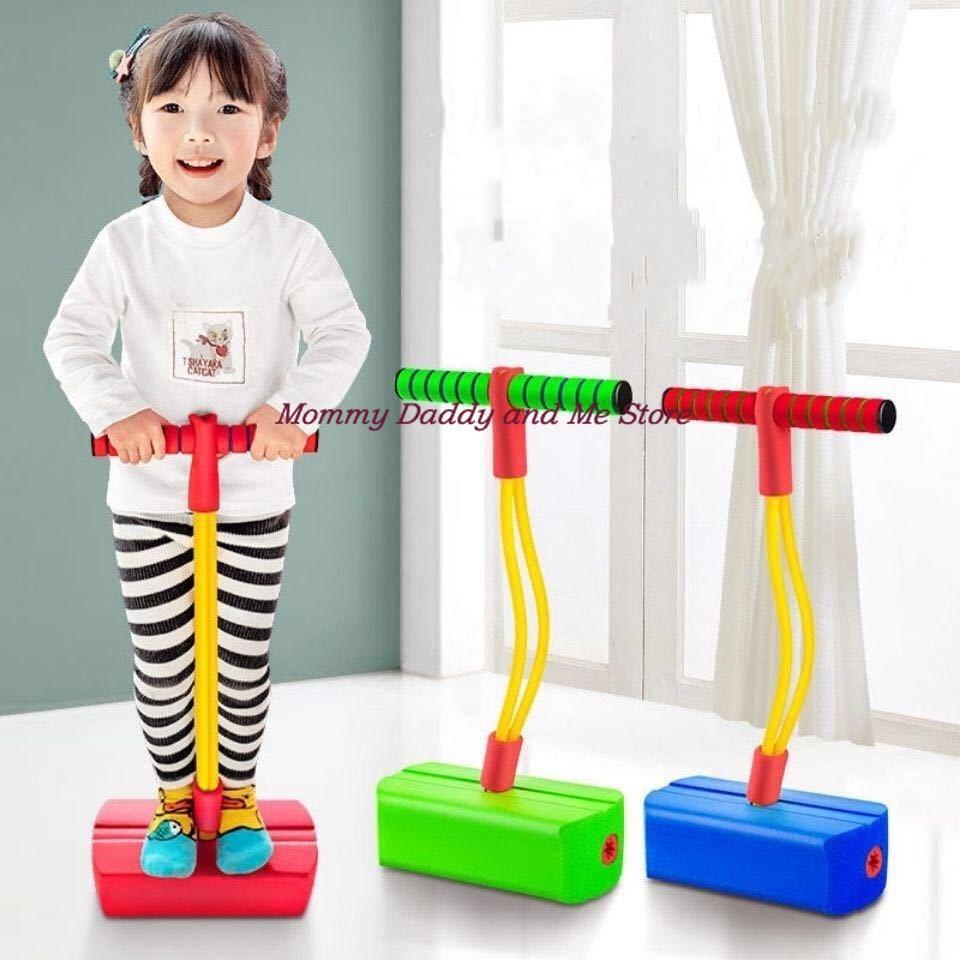 Sports Games for Kids Children Toys for Boys Girls Pogo Stick Jumper Outdoor Playset for Kids Fun Fitness Equipment Sensory Toys