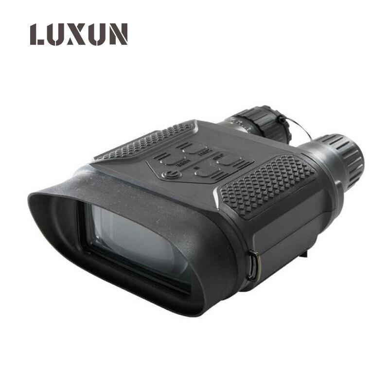NV400B 7X31, binoculares de visión nocturna con infrarrojos para caza, 2,0 Lcd, visión nocturna militar de día, telescopio para caza y visión nocturna