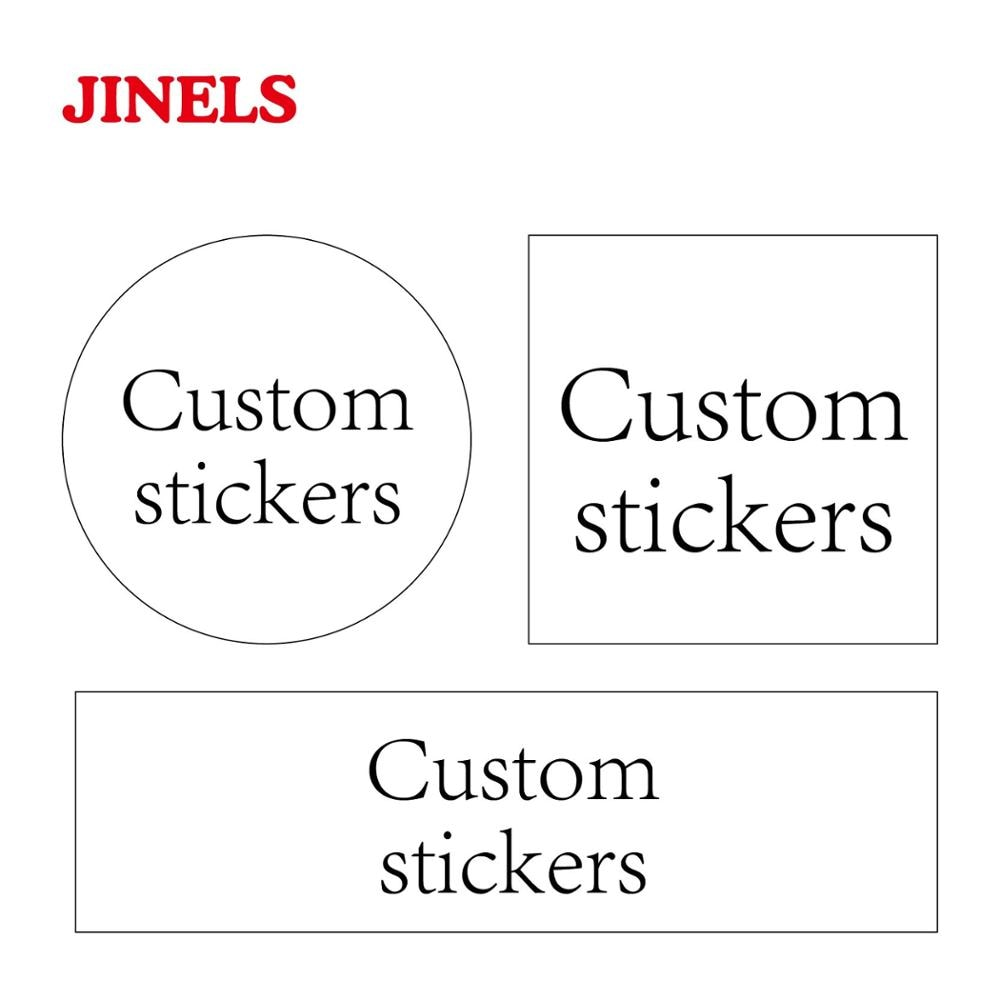 Adhesive stickers custom advertising transparent PVC label custom logo waterproof trademark QR code design and printing wash label wash logo trademark main label main heading custom side label label custom embroidery