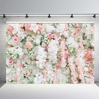 yeele bridal flowers backdrops wedding stage party decor photozone banner photo photographic background for photo studio props